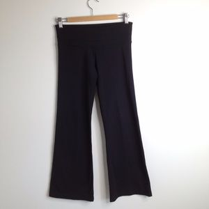 Lululemon Athletica Yoga Pants Flare Black